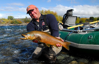 Sport fishing in Patagonia