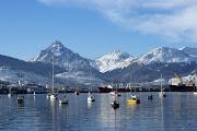 Ushuaia es la ciudad mas austral del planeta. ushuaia