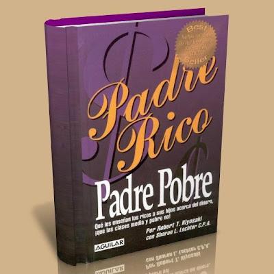 Libro ilustrado Padre Rico, Padre pobre PDF