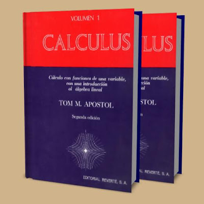 Calculus Vol. 1 y 2 - Tom Apostol