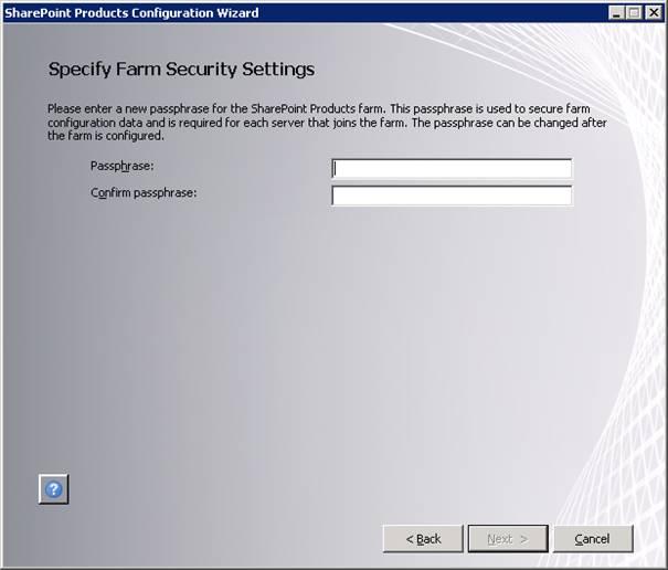 Sql server setup failed to retrieve data for this request
