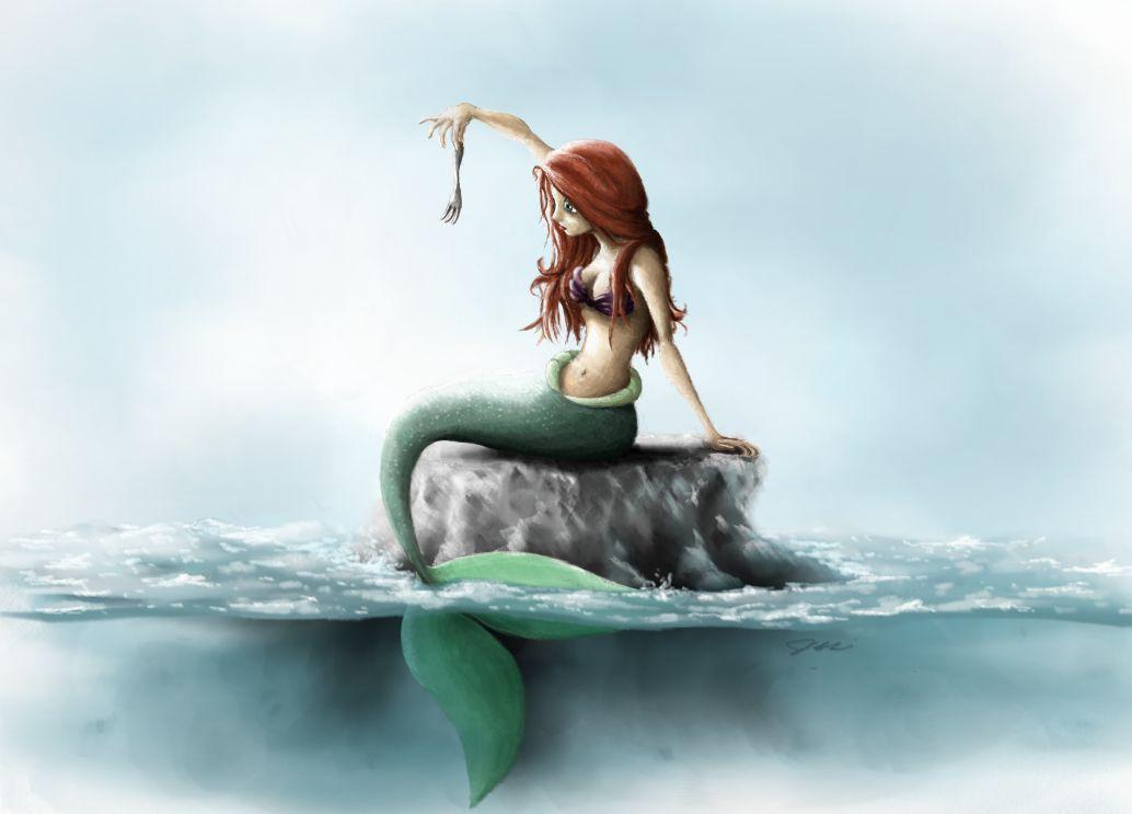 Ariel Little+mermaid2
