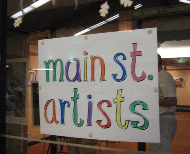 MAIN ST. ARTISTS