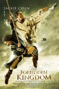 THE FORBIDDEN KINGDOM Jackie Chan