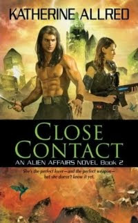 Katherine Allred Close Contact