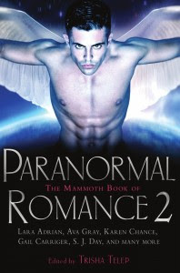 Mammoth Book of Paranormal Romance 2