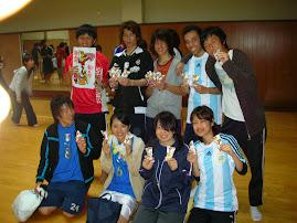 My sports camp team