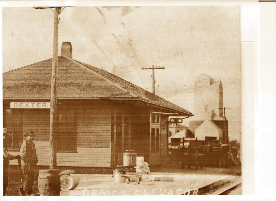 Dexter Train Depot & Elevator