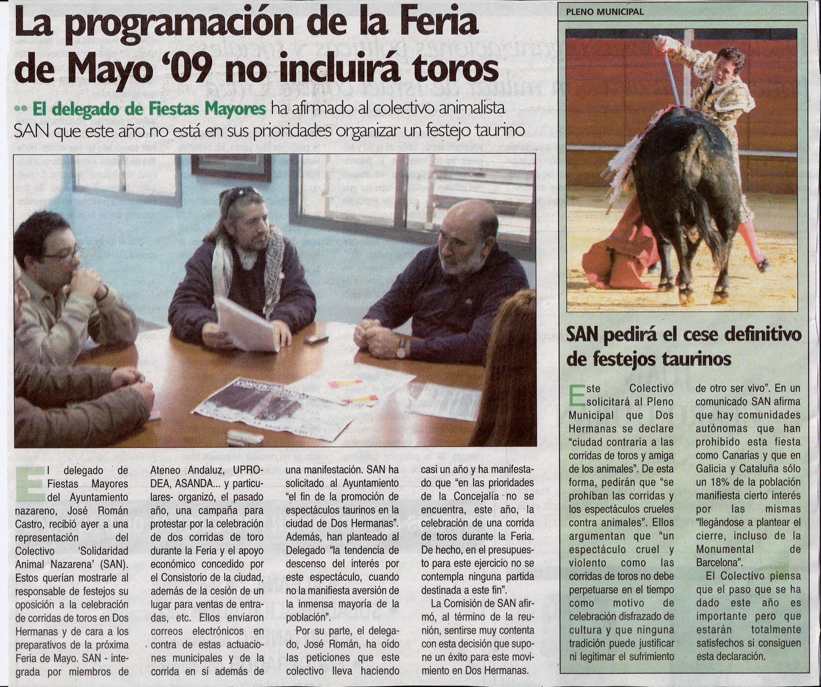 Blog ateneo andaluz tras dos a os pueden volver los - Muebles rusticos dos hermanas ...