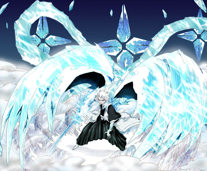 The Ice Dragon Hyourinmaru