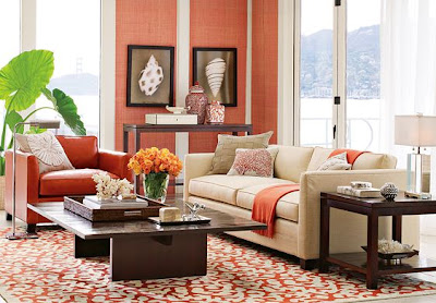 Matters of Style: Splashes of Coral!
