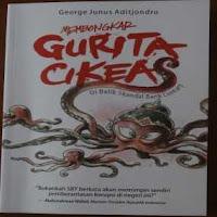 Buku Lawan 'Gurita Cikeas' Segera Beredar