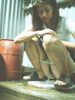 Foto Hot ABG Gatal Kencing Sampai Nyembur