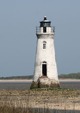 Cockspur Island Light House Georgia.
