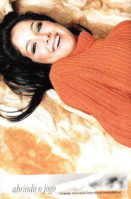 Helen Ganzarolli Pelada Na Playboy