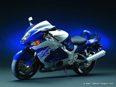 Suzuki Sports Bike