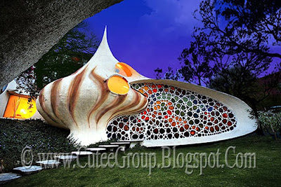 Nautilus House (  Mexico City ,  Mexico )