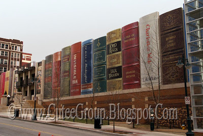 Kansas City Library (  Missouri ,  USA )