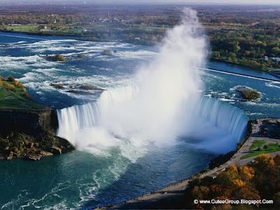 AMAZING WATER FALLS