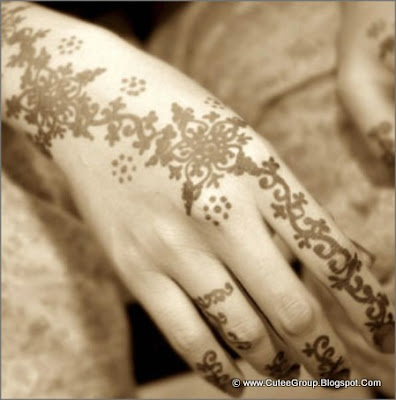 Colors of Mehndi