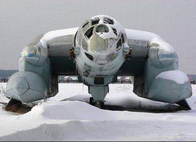 Very Strange Aeroplanes of the World