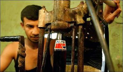 Fake Pepsi Factory