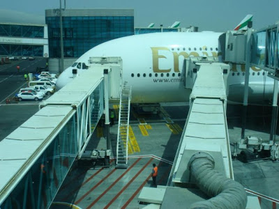 Emirates A380 Largest Aircraft At Pearson Airport