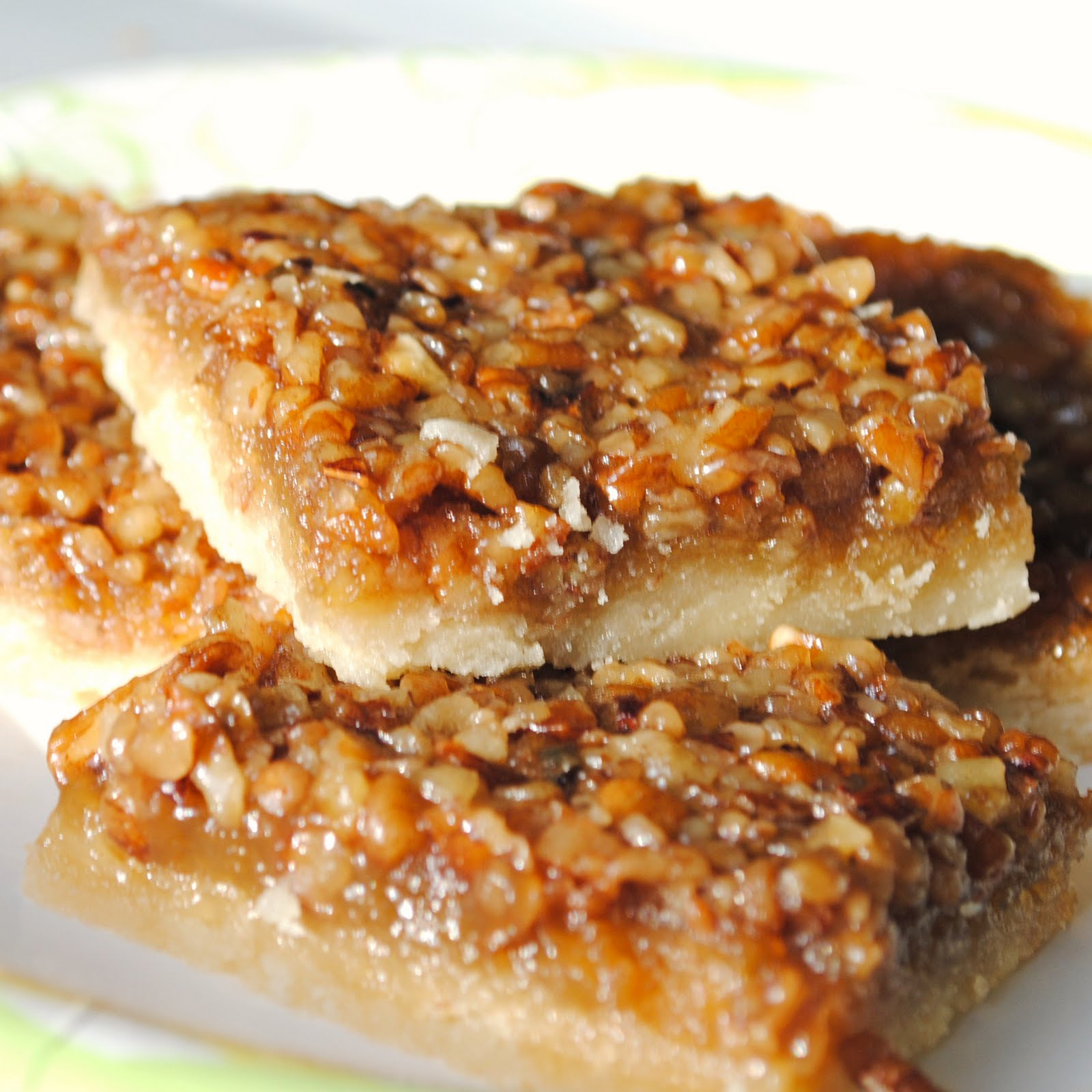 Homemade By Holman: Pecan Pie Bars