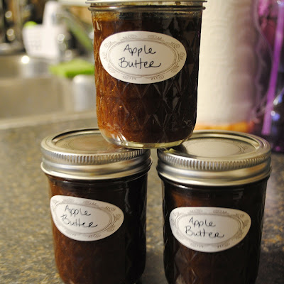 Holiday Recipe Spectacular ~Crock Pot Apple Butter: An Awesome Gift In ...