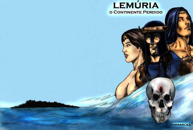 Lemúria ,o Continente Perdido
