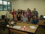 Minha turma de tutores do Projeto aluno Integrado  NTE-2010