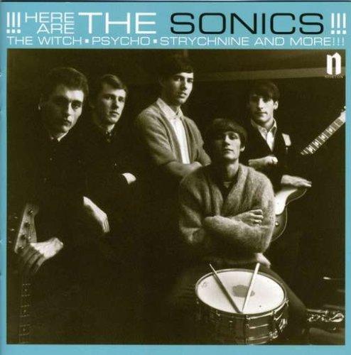 ALBUMES RECOMENDADOS POR LOS FOREROS The+Sonics+-+Here+Are+the+Sonics+(1965)