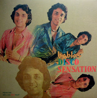 Babla & His Orchestra - Babla's Disco Sensation