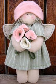 Moldes para hacer lindas muñecas