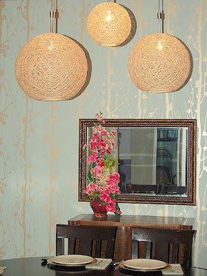 haz clic aqu para hacer una linda lampara con botellas de plstico material reciclado
