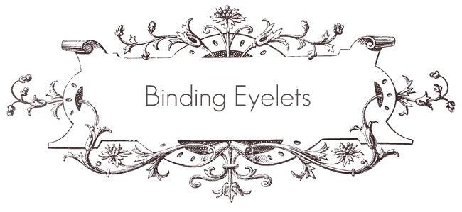 Binding Eyelets