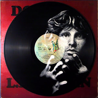 Jim Morrison - (i) inspired by photo by Joel Brodsky