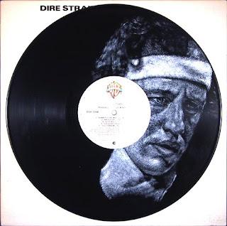 Mark Knopfler of Dire Straits - (i) inspired by photo by Kamerado
