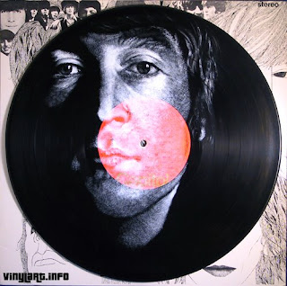 John Lennon - (i) inspired by photo by Richard Avedon