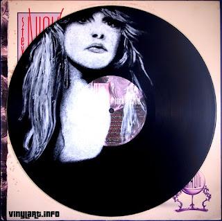 Stevie Nicks - (i) inspired by photo by Herbert Worthington III