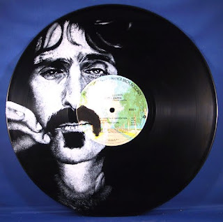 Frank Zappa - (i) inspired by photo by Emerson-Loew