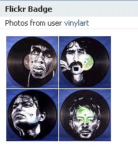 Facebook Flickr Badge