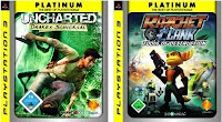 Bild Cover: Uncharted und Ratchet & Clank