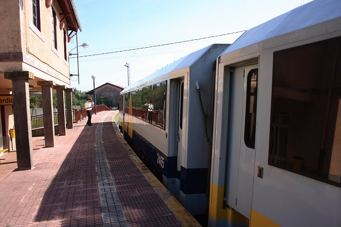 Feve galicia el tren del norte del norte ruta del borde for Horario de trenes feve
