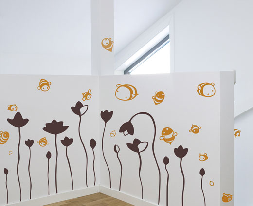 Wallstickers Barnerom: Images about home wallstickers on wall ...