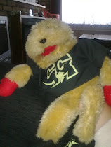 Gordon the Gopher....
