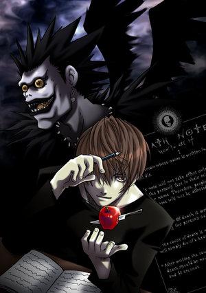 Tu top 10 anime/manga Deathnote-animeytv