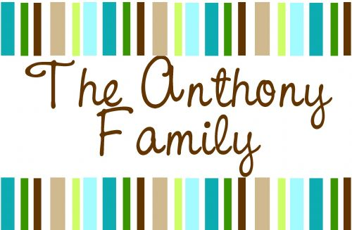 The Anthony Family