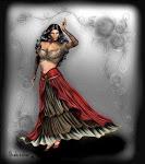 Dança Cigana e Terapias holísticas