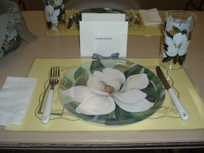 Here\u0027s an informal tablesetting for children--using paper napkins folded with the folded edge nearest to the plate and placed to the left of the fork. & Miss Janice: NAPKIN ETIQUETTE